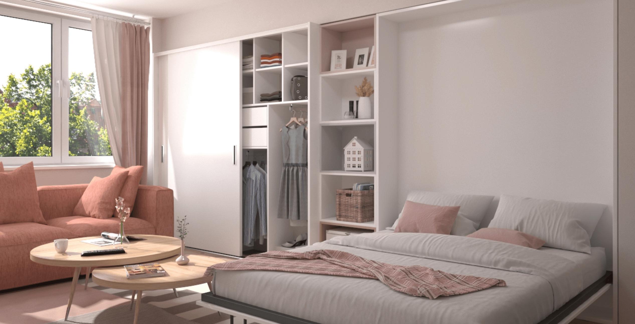 Eduro reMOVE sklopivi kreveti