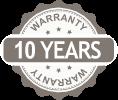10 godina garancije na klizne sisteme
